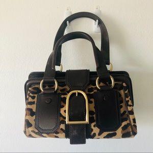 Celine Leopard Bag